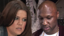 Kris Jenner -- Khloe Kardashian & Lamar Odom are Together ... Divorce Rumors 'Ridiculous'
