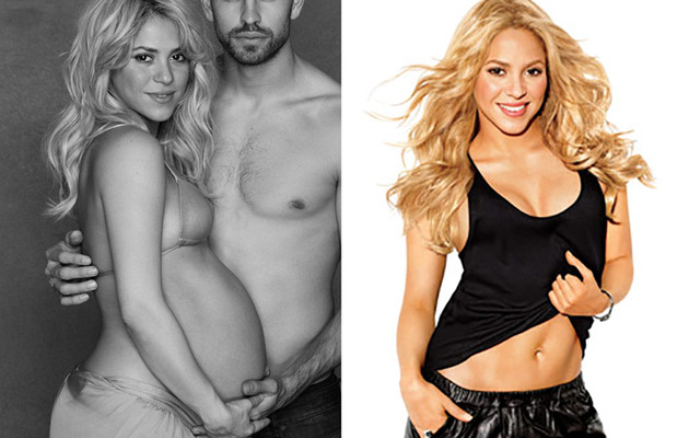 Shakira Flaunts Post-Baby Bod, Talks Body Image!