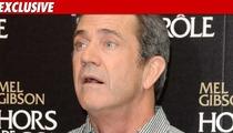 Mel Gibson in Car Crash