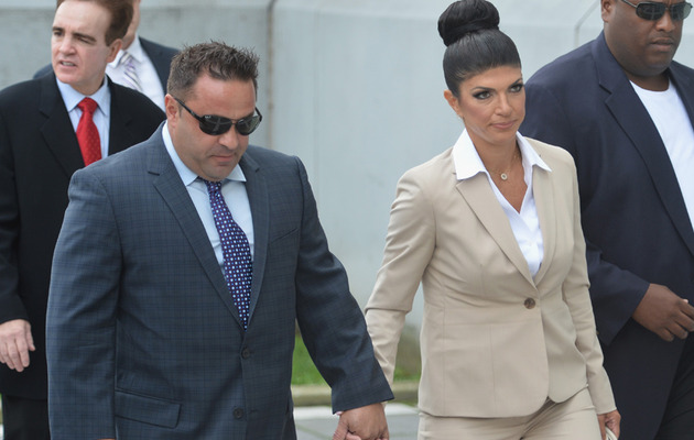 Teresa Giudice, Joe Giudice Plead Not Guilty To Federal Charges