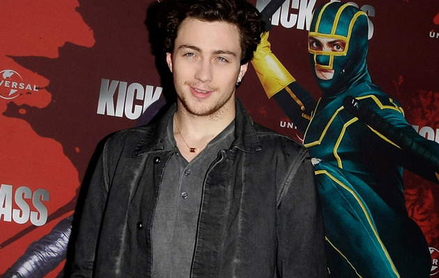 """Kick-Ass 2"" Star Reveals How He Got So Buff"