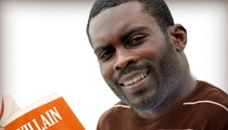 Michael Vick -- The 'Villain to Hero Playbook' ... REVEALED