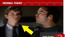 """Tom Lawrence in """"PCU"""": 'Memba Him?"""
