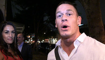John Cena -- Proud of Darren Young ... Congrats on Being 1st Gay WWE Star