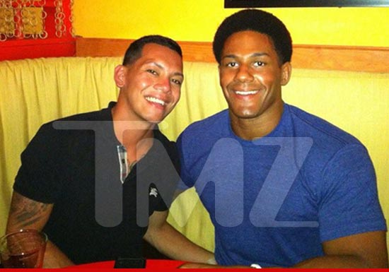 0816 darren young wm 2 Darren Young Deeply In Love With Boyfriend Nick, Photo Of The Pair Together