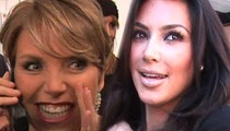 Katie Couric to Kim Kardashian -- I'm Sawwwy ... I Don't Hate Your Family