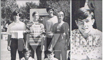 Bryan Cranston's High School Yearbook -- CHEMISTRY CLUB ... Where Meth Dreams Began