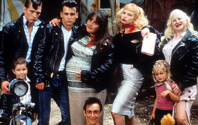 "Johnny Depp Reunites with ""Cry-Baby"" Cast -- See Them Now!"