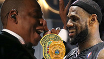 LeBron James Police Escort -- Miami Police Admit They Broke Protocol