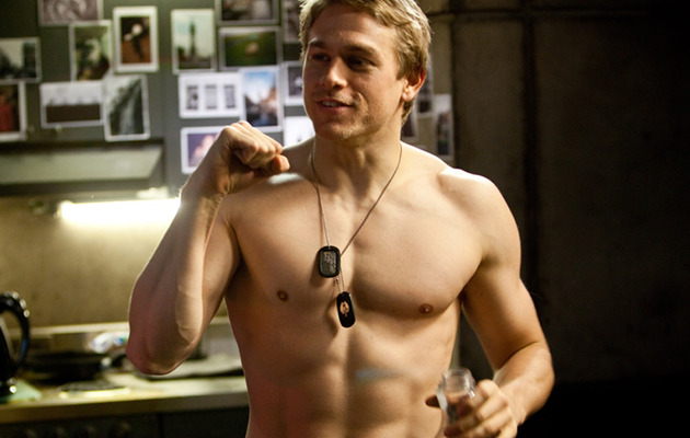 "Charlie Hunnam Drops Out of ""50 Shades of Grey"""