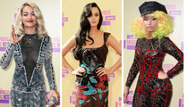 2012 VMA's -- The Red Carpet Rewind