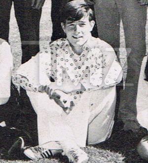 Bryan Cranston - High School Yearbook Photos