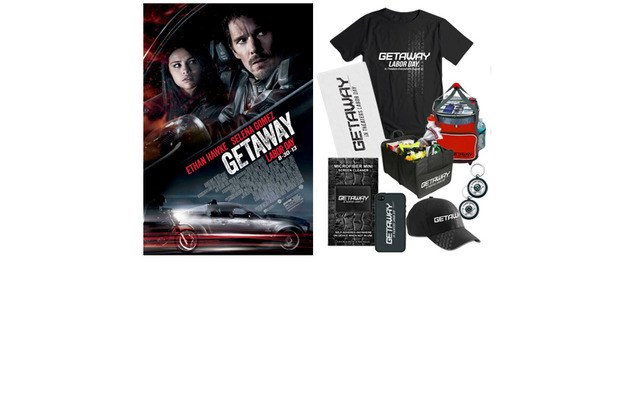 "You Can Win A ""Getaway"" Prize Pack!"