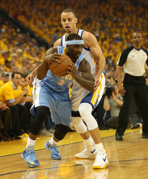 Nuggets Zimbo: Denver Nuggets Star Ty Lawson On The Court