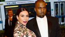 "Kanye West Calls Kim Kardashian & Baby North His ""Joy"" on ""Kris"""