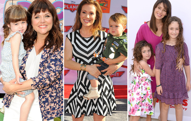 Guaranteed to Make You Feel Old: Former Teen Stars & Their Kids!