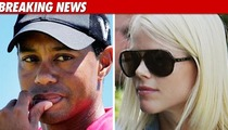 Tiger Woods -- Divorce Finalized
