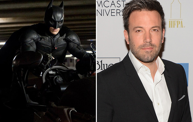Stars React to Ben Affleck as Batman -- Who Dissed Him?