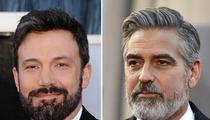 Ben Affleck vs. George Clooney -- Who'd You Rather