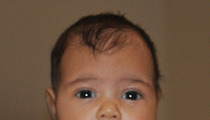 North West Photo -- Kim Kardashian & Kanye West's Baby REVEALED!!!
