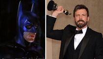 Ben Affleck -- Born to Be the Caped (Cod) Crusader