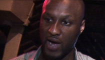 Lamar Odom CHARGED With Driving Under the Influence