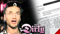 Riff Raff -- Take Those Masturbation Pics Down ... Or Else