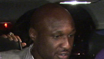 Lamar Odom -- Miso Soup Please, Hold the Sushi