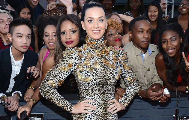 Katy Perry Goes Kardashian Chic -- Hot or Not?