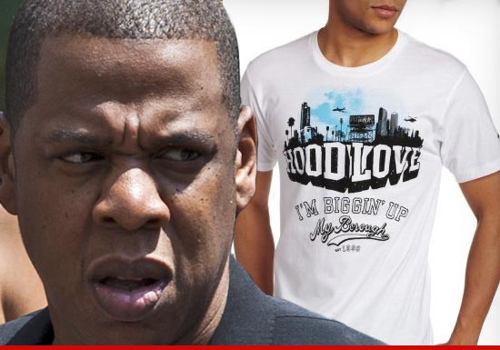 0826 jayz hood love 1 Jay Zs Rocawear sued for Trademark Infringement over Hoodlove T shirt