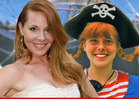 Pippi Longstocking Star Tami Erin -- Sex Tape Being Shopped ... She's Coming Into Your Town Alright ...