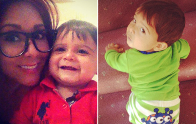 Snooki's Son Lorenzo Takes First Steps -- Watch the Adorable Video!