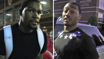 Lamar Odom -- Support from Kevin Durant & John Wall