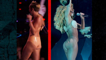 Miley Cyrus -- Too Much Twerk for Even Gaga to Handle