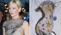 Cate Blanchett -- What a Catch!