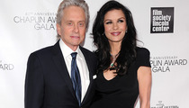 Report: Michael Douglas and Catherine Zeta-Jones Separate