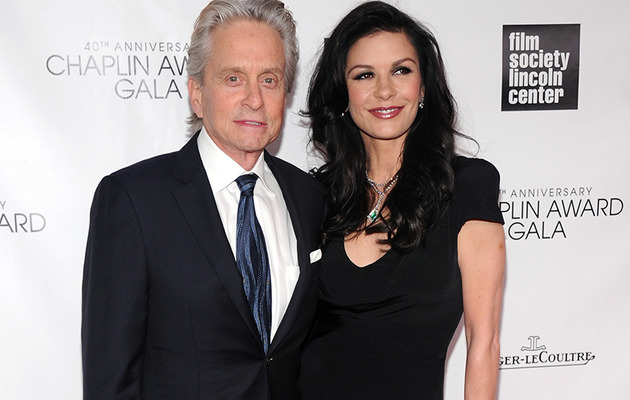 Report: Michael Douglas and Catherine Zeta-Jones Separate