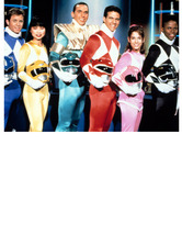 """Mighty Morphin Power Rangers"" Reunion: Which Star Used to Fart On Set All the Time?"