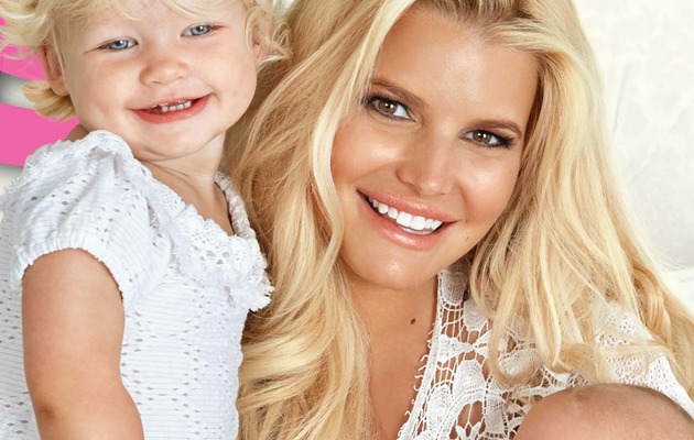 Jessica Simpson Debuts Baby Ace Knute -- See First Photo!