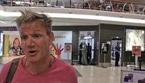 Gordon Ramsay -- I'm NOT Turning My Back On Ja'Nel Witt ... Even After Positive Coke Test