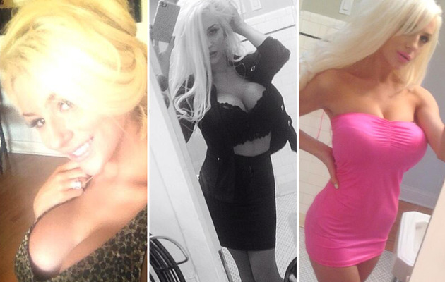 Courtney Stodden Turns 19 -- See Her Craziest Looks!