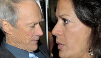 Clint Eastwood & Wife Dina -- Separated