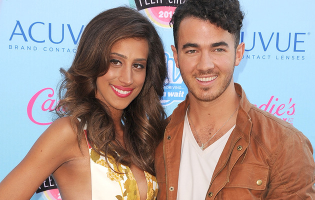 Kevin and Danielle Jonas Share Sonogram -- Baby Boy or Girl?