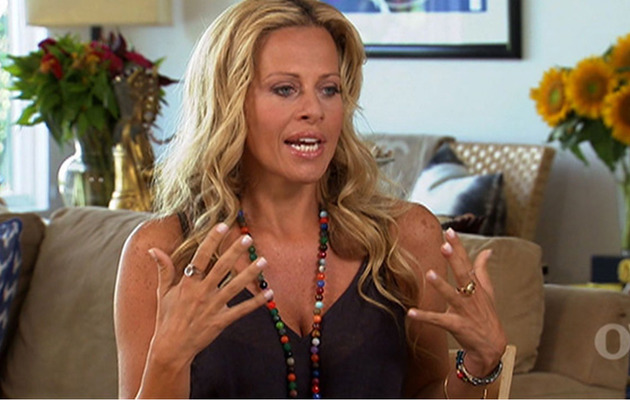 "Dina Manzo Talks Quitting ""Real Housewives"" and Teresa's Table Flip!"