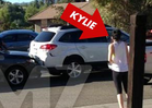 Kylie Jenner -- My First Car Crash