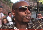 Dave Chappelle -- HISSY FIT AT LIVE SHOW  ... Tells Off Crowd After Hecklers Interrupt