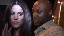 Khloe Kardashian -- In the Dark About Lamar Odom's Rehab