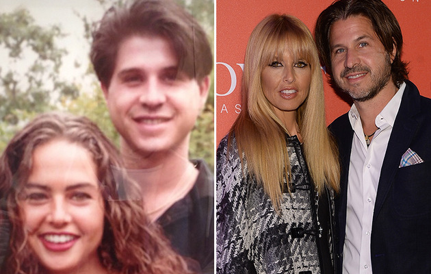 Rachel Zoe Shares Vintage Anniversary Pic with Rodger Berman!