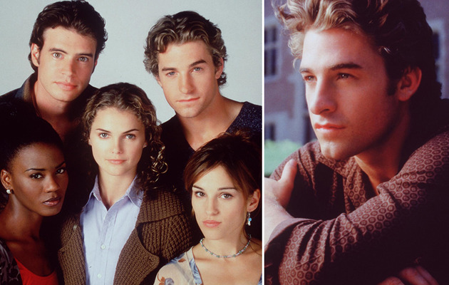 """The Stars of """"Felicity"""" -- Then & Now"""
