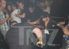 Justin Bieber -- Attacked at Nightclub